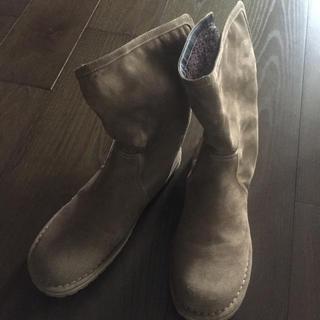 ムジルシリョウヒン(MUJI (無印良品))の無印 ブーツ XL(ブーツ)