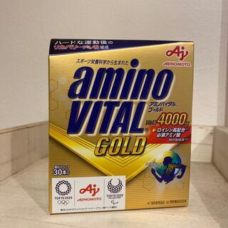 アジノモト(味の素)のアミノバイタルゴールド 30本入り(アミノ酸)
