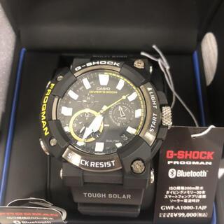 カシオ(CASIO)のカシオG-SHOCK フロッグマン GWF-A1000-1AJF (腕時計(アナログ))
