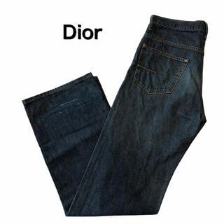 Dior - Dior homme エディ期 ヴィンテージデニム 26 ディオール ジーンズ