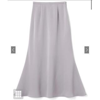 GRL - サテンマーメイドスカート