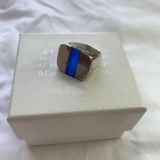 マルタンマルジェラ(Maison Martin Margiela)の19ss メゾン マルジェラ 3トーンリング Sサイズ(リング(指輪))