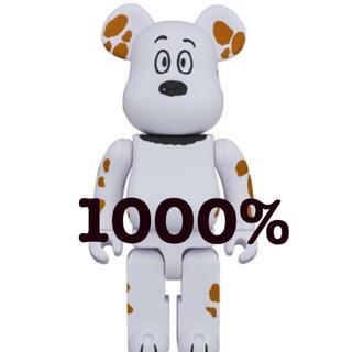 MEDICOM TOY - BE@RBRICK MARBLES 1000% ベアブリック PEANUTS