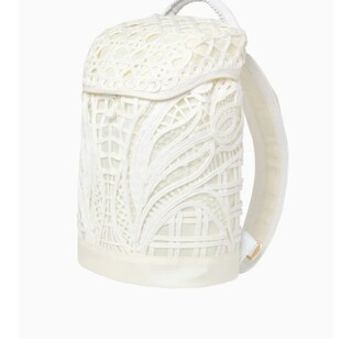 mame - Mame コード刺繍  Cording Embroidery Backpack