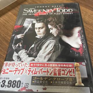 スウィーニー・トッド フリート街の悪魔の理髪師 特別版 DVD(舞台/ミュージカル)