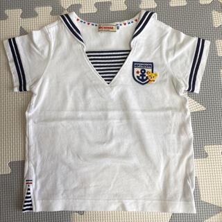 ミキハウス セーラー Tシャツ 90