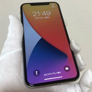 iPhone - ○ iPhone X 64GB SIMフリー