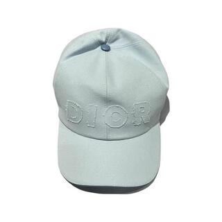 ディオール(Dior)のDIOR  キャップ/帽子(キャップ)