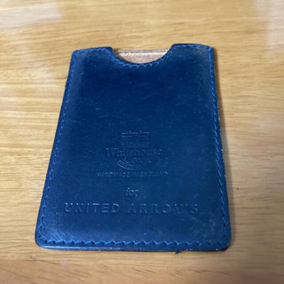 ホワイトハウスコックス(WHITEHOUSE COX)のホワイトハウスコックス カードケース(名刺入れ/定期入れ)