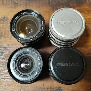 PENTAX - pentax FA77mm FA43mm limitedセット