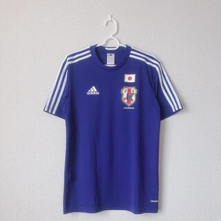 アディダス(adidas)のアディダス サッカー 日本代表 ユニフォーム スポーツウェア(応援グッズ)