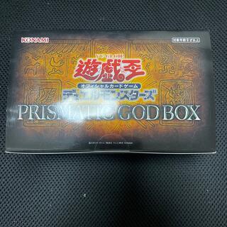 遊戯王 - 遊戯王 PRISMATIC GOD BOX 未開封