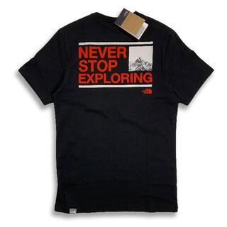 ザノースフェイス(THE NORTH FACE)のノースフェイス「新品正規品タグ付き」海外限定Explone Tシャツ(Tシャツ/カットソー(半袖/袖なし))