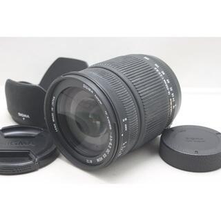シグマ(SIGMA)のシグマ 18-250mm F3.5-6.3 DC OS HSM ニコン(レンズ(ズーム))