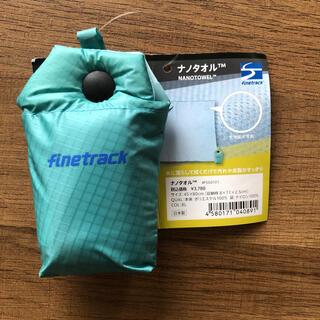 ファイントラック(finetrack)のファイントラック ナノタオル(登山用品)