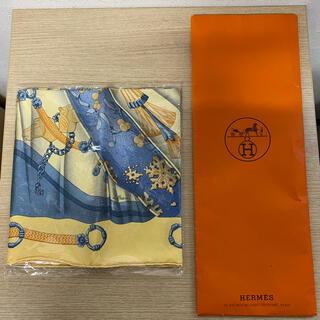 Hermes - 【未使用品】HERMES エルメス スカーフ カレ90