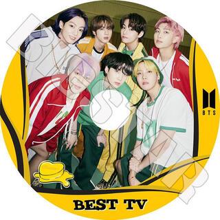 ボウダンショウネンダン(防弾少年団(BTS))のBTS 2021 BEST TV COLLECTION BUTTER DVD(アイドル)