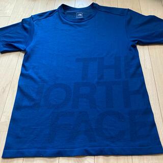 ザノースフェイス(THE NORTH FACE)の快適素材【複数割】THE NORTH FACE ロゴプリント ドライTシャツ M(Tシャツ/カットソー(半袖/袖なし))