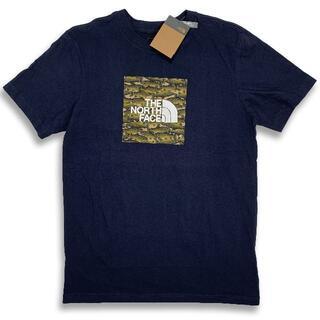 ザノースフェイス(THE NORTH FACE)のノースフェイス『新品正規品タグ付き』海外限定Boxed inTシャツ(Tシャツ/カットソー(半袖/袖なし))