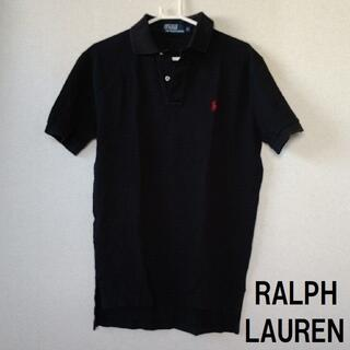 ポロラルフローレン(POLO RALPH LAUREN)の★格安 Polo Ralph Lauren(ポロラルフローレン)ポロシャツ 黒★(ポロシャツ)