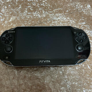 プレイステーションヴィータ(PlayStation Vita)のPlayStation Vita(携帯用ゲーム機本体)