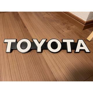 トヨタ(トヨタ)のTOYOTA エンブレム RAV4用(車外アクセサリ)