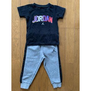 ナイキ(NIKE)の【新品未使用】 Nike Jordan ジョーダン セットアップ 24ヵ月用 (その他)