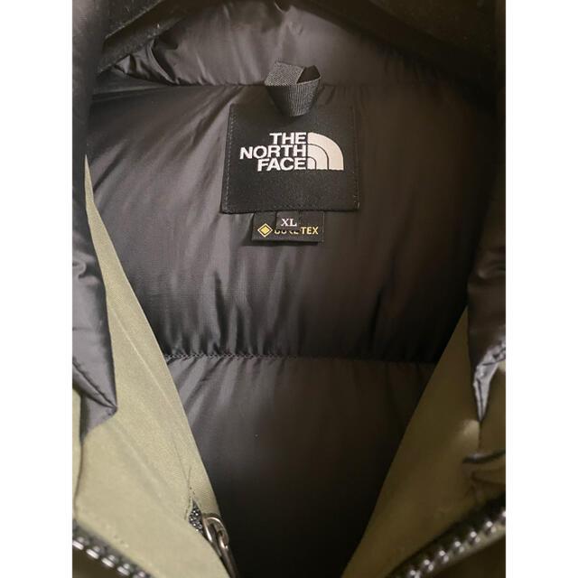 THE NORTH FACE(ザノースフェイス)のノースフェイス アンタークティカパーカ メンズのジャケット/アウター(ダウンジャケット)の商品写真