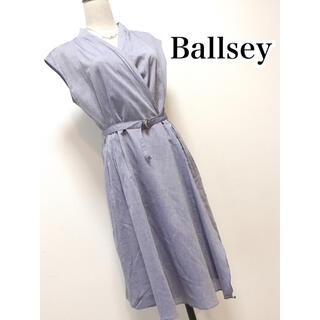 Ballsey - Ballsey カシュクール ワンピース