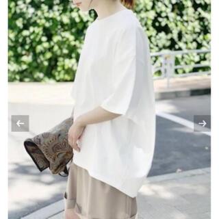 JOURNAL STANDARD - JOURNAL STANDARD スウェットTシャツ ホワイト