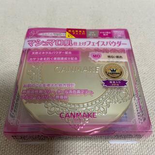 CANMAKE - 新品 キャンメイク マシュマロフィニッシュパウダー MO
