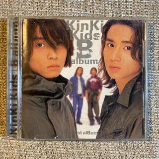 KinKi Kids / B album