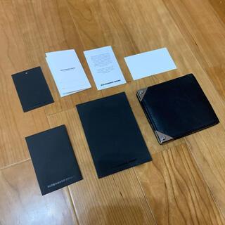 アレキサンダーワン(Alexander Wang)のアレキサンダーワン 二つ折り財布(折り財布)
