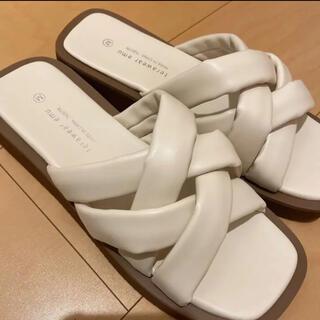 シマムラ(しまむら)のterawear emu サンダル(サンダル)