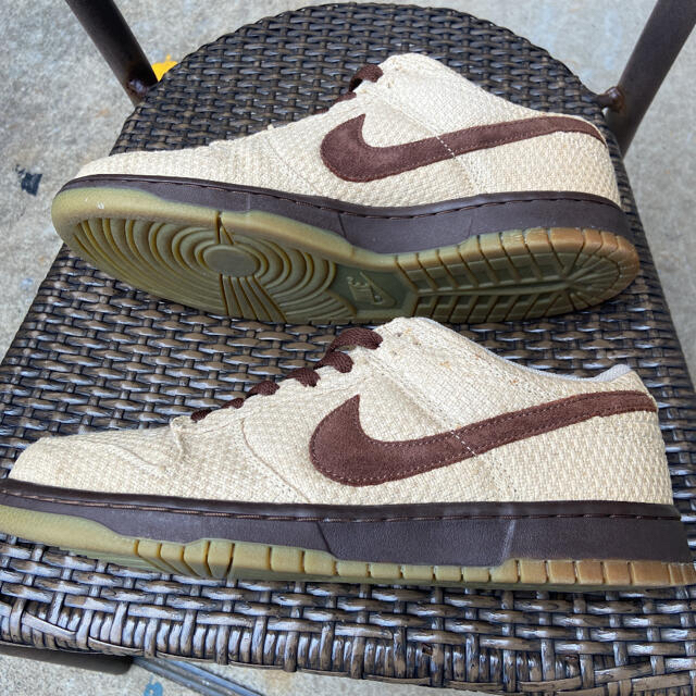 NIKE(ナイキ)のNike Dunk Low Hemp Brown  メンズの靴/シューズ(スニーカー)の商品写真