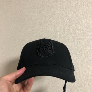 モンクレール(MONCLER)の期間限定値下げ【black】moncler モンクレール  ベースボールキャップ(キャップ)