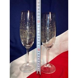 ナルミ(NARUMI)のドレスキャンプ シャンパン グラス ニナリッチ ハンカチ ナルミ 薔薇 プレート(食器)