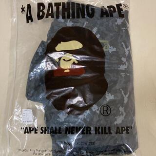 アベイシングエイプ(A BATHING APE)のBAPE ジャケット ☆新品未使用☆(ミリタリージャケット)