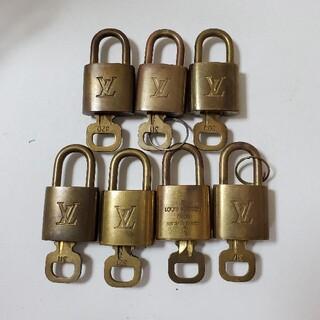 ルイヴィトン(LOUIS VUITTON)のLV ルイヴィトン  パドロック カデナ 南京錠 セット(ネックレス)