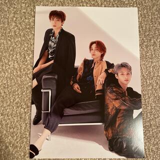 SEVENTEEN - cancam  7月号 ポストカード