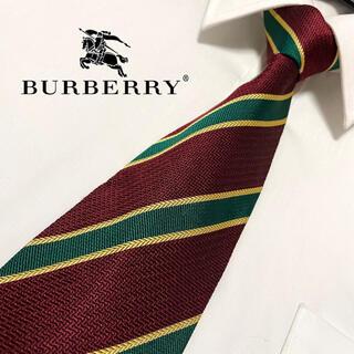 【高級ブランド】Burberry バーバリー ネクタイ
