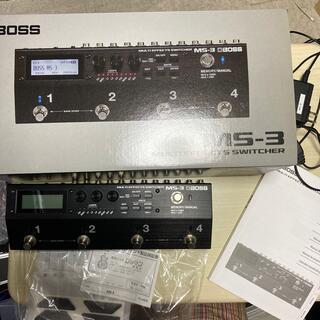 ボス(BOSS)のBOSS MS-3(エフェクター)