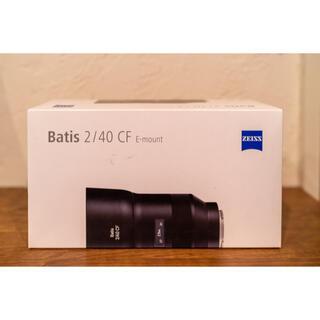 SONY - Batis 2/40 CF カールツァイス carl zeiss 40mm F2