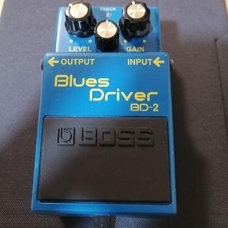 ボス(BOSS)のBlues Driver BD-2(エフェクター)