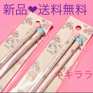 サンリオ - 1,980円分【キキララ】箸2セット 新品❤︎未使用