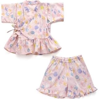 エフオーキッズ(F.O.KIDS)の新品♡女の子甚平(甚平/浴衣)