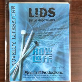 打楽器三重奏楽譜 LIDS(楽譜)