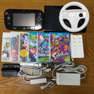 ウィーユー(Wii U)のNintendo Wii U プレミアム すぐ遊べる!(家庭用ゲーム機本体)