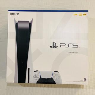 SONY - SONY PlayStation 5 新品 [CFI-1000A01]