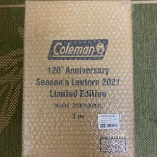 コールマン(Coleman)のコールマン シーズンランタン 2021(ライト/ランタン)